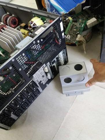 sửa bộ lưu điện ups