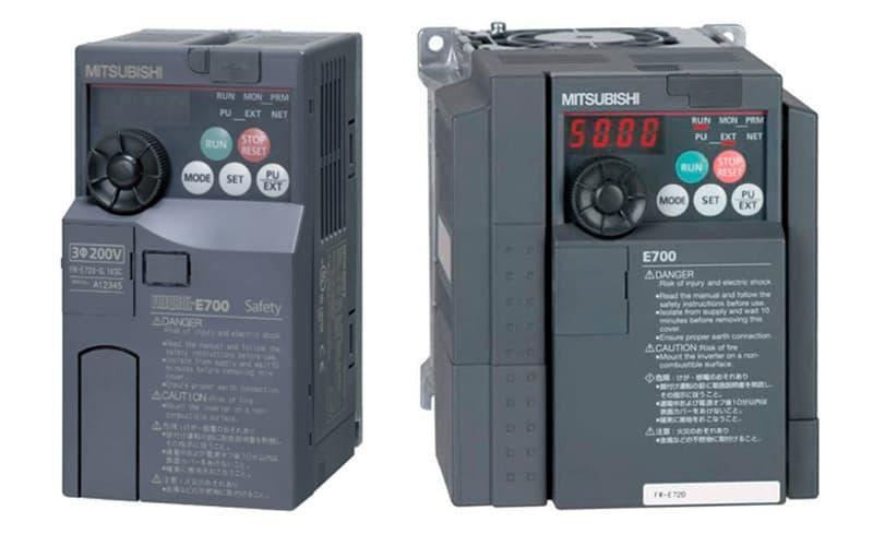 Biến tần FR-E700